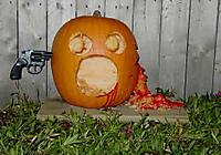 Halloweenfunnypicpumpkin