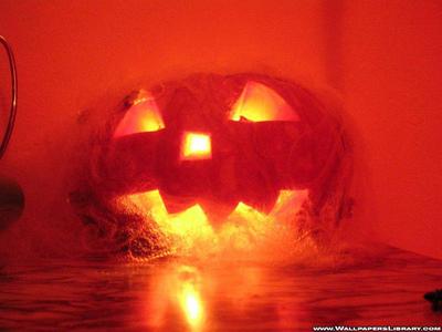 Halloweenhellpumpkinwallpaper