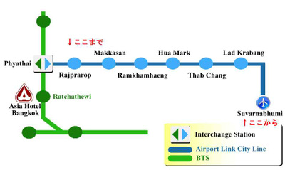 Airport_pickup_route_map1